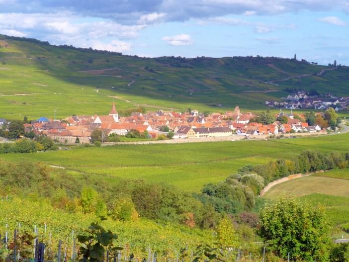 Itinéraire touristique d'Alsace - Kientzheim © French Moments