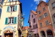 Il fait beau à Colmar © French Moments