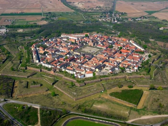 Neuf-Brisach Alsace Haut-Rhin