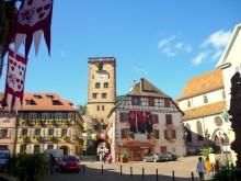 Tour des Bouchers Ribeauvillé Alsace