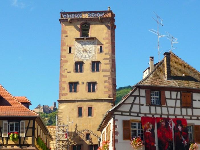 Tour des Bouchers Ribeauvillé Alsace © French Moments