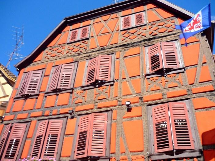 Maison Siedel Ribeauvillé Alsace