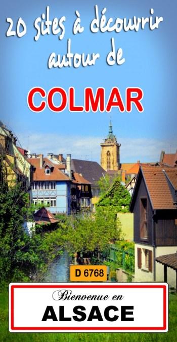 20 sites à découvrir à 15 km autour de Colmar © French Moments