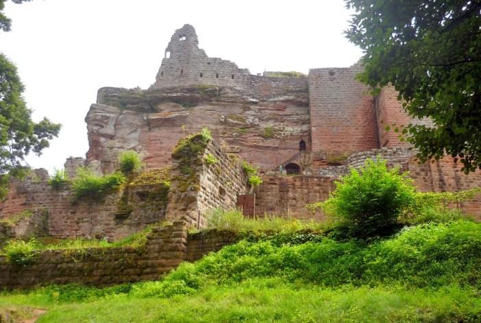 Fleckenstein Châteaux-forts d'Alsace