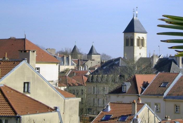 Vitraux de Metz - Saint-Eucaire © French Moments