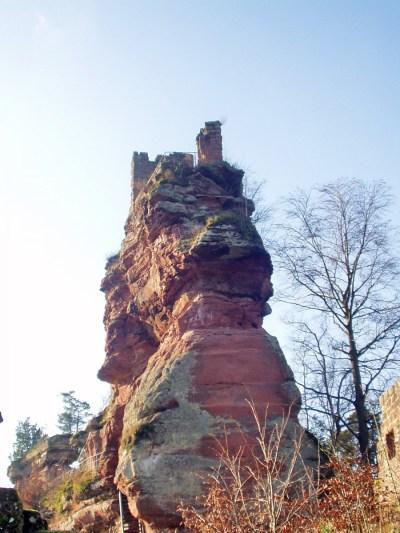 Lutzelhardt Châteaux-forts d'Alsace