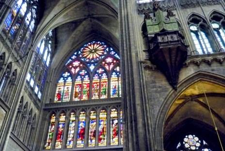 cathédrale Saint-Etienne de Metz