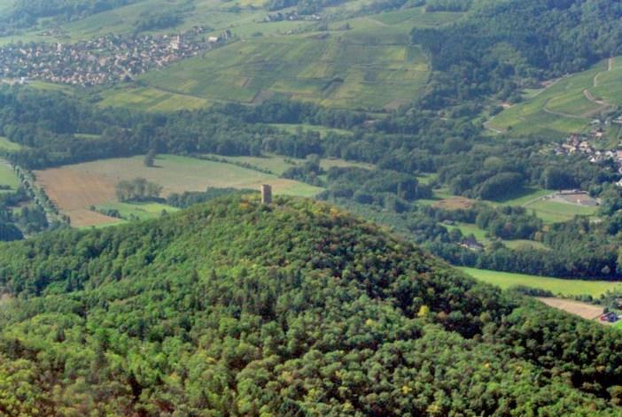 Châteaux-forts d'Alsace Pflixbourg