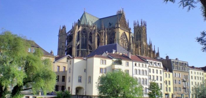 Les plus beaux sites de la vieille ville de Metz