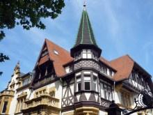 Metz quartier impérial allemand