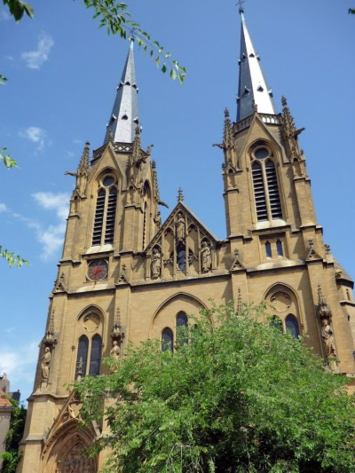 Sainte Ségolène Metz