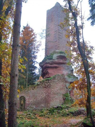 Châteaux-forts d'Alsace Wineck