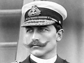 Guillaume II en 1890