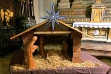 Crèche de Noël (église Notre-Dame-de-Liesse), Annecy © French Moments