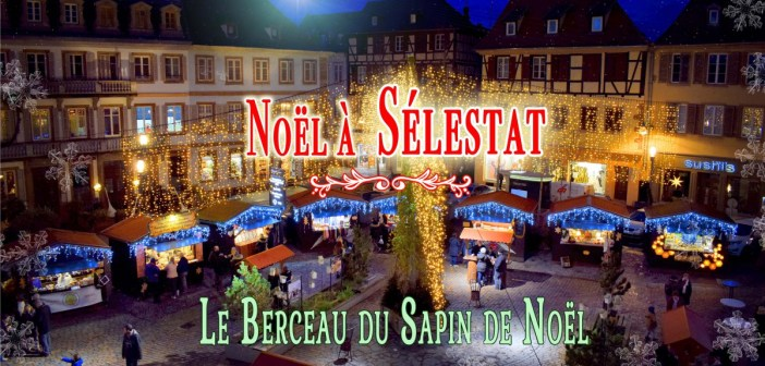 Découvrez le marché de Noël de Sélestat © French Moments