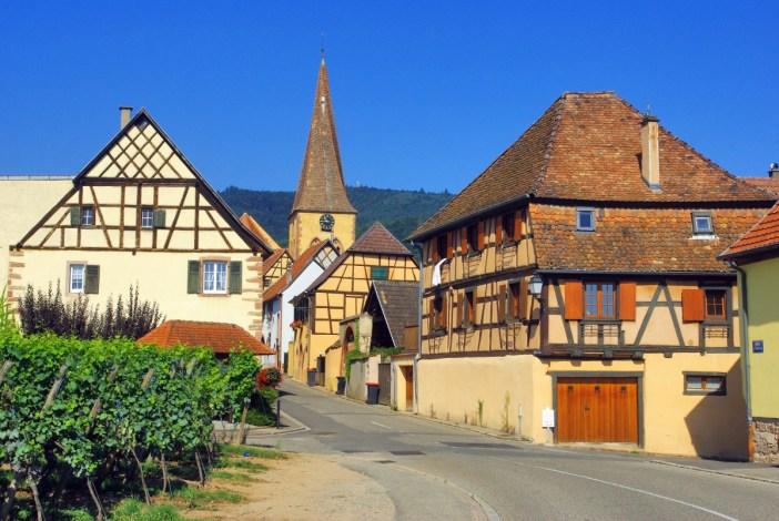 Itinéraire touristique d'Alsace - Niedermorschwihr, Alsace © French Moments
