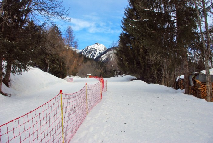 Piste de luge Granier © French Moments