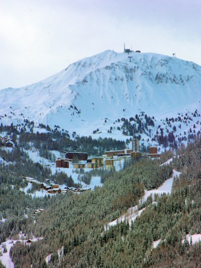 La Plagne en hiver © French Moments