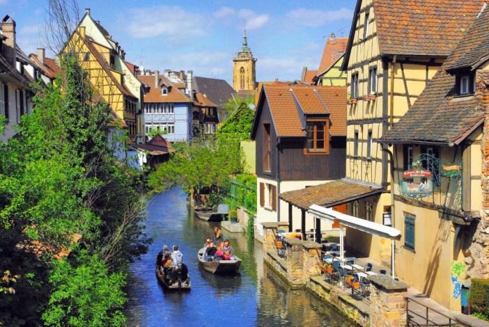 Itinéraire touristique d'Alsace - Petite-Venise de Colmar © French Moments