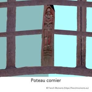 Poteau cornier © French Moments