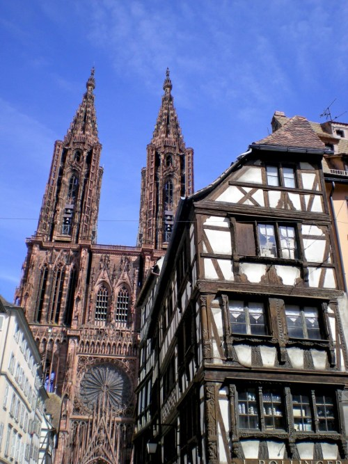 Cathédrale de Strasbourg © French Moments
