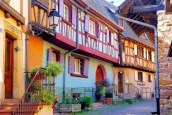 Eguisheim, Alsace © French Moments