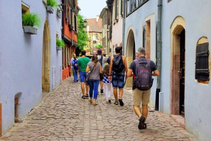 Rue de la Poissonnerie, Colmar © French Moments