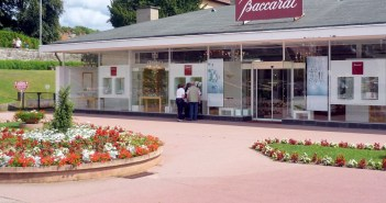 Boutique de la cristallerie à Baccarat © French Moments