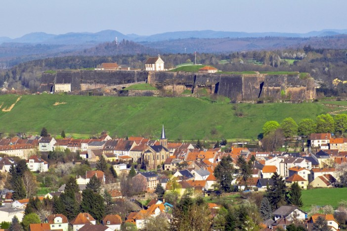 Citadelle de Bitche © V.degouy - licence [CC BY-SA 4.0] from Wikimedia Commons copy