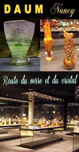 Découvrez la cristallerie Daum sur le blog Mon-Grand-Est.fr