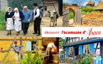 L'écomusée d'Alsace © French Moments