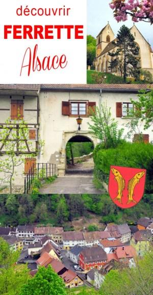 Découvrez Ferrette sur le blog Mon-Grand-Est.fr