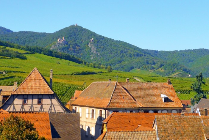 Passion pour l'Alsace - Hunawihr © French Moments