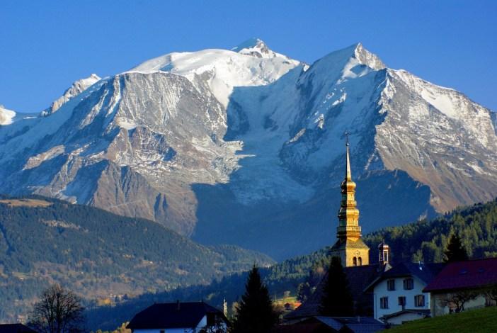 Combloux Mont Blanc, Haute-Savoie © French Moments