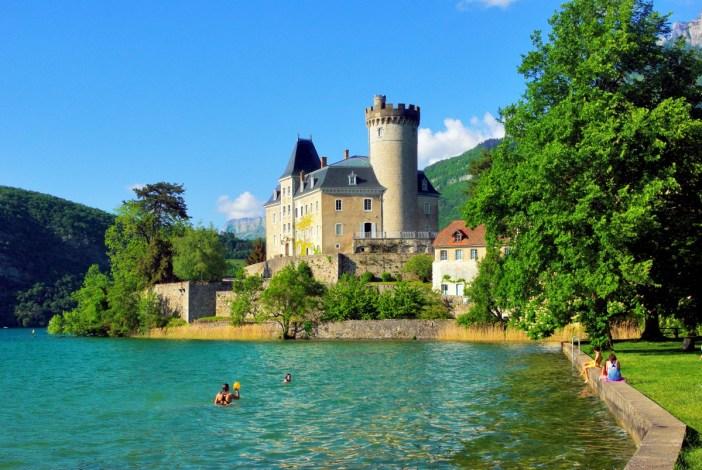Château de Ruphy, Duingt © French Moments