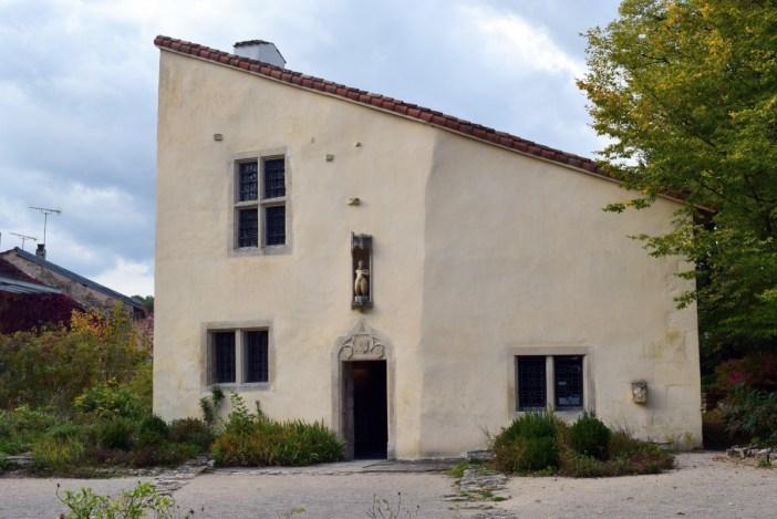 La maison natale de Jeanne d'Arc à Domrémy-la-Pucelle © French Moments