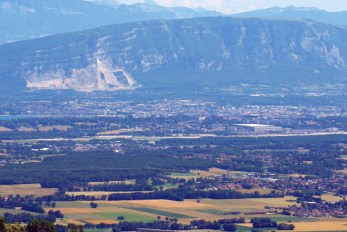 Genève et le Salève © French Moments