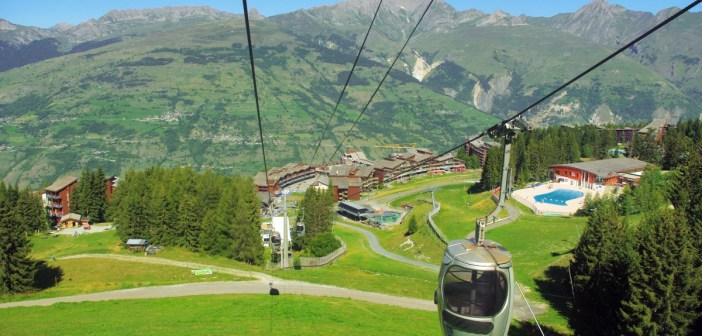 Les Arcs © French Moments