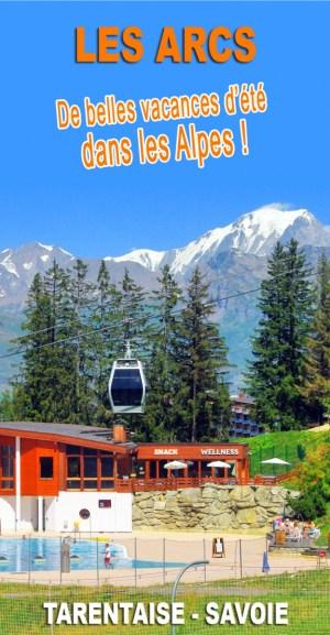 Découvrez Les Arcs dans les Alpes de Savoie © French Moments