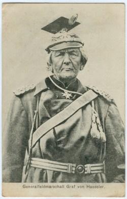 comte von Haeseler, 1er gouverneur allemand de Metz
