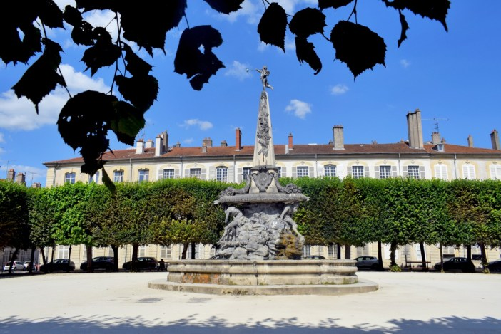 La place d'Alliance à Nancy © French Moments