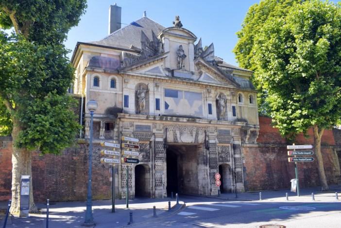 La Porte de la Citadelle à Nancy © French Moments