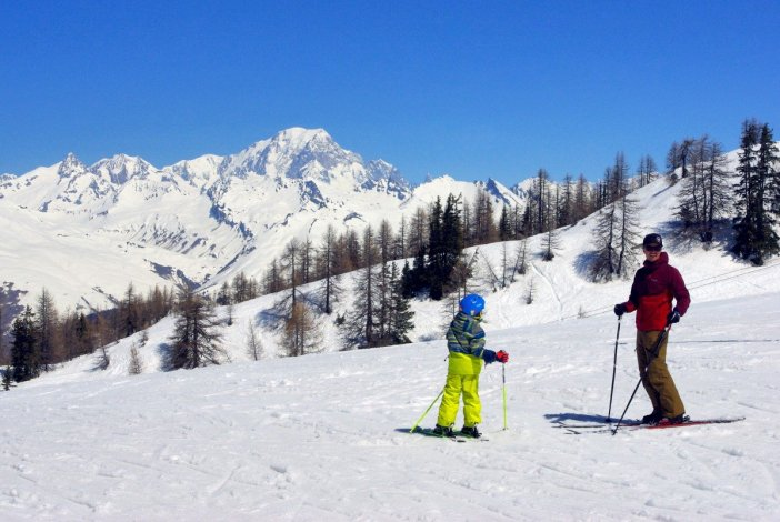 Les Arcs Hiver © French Moments