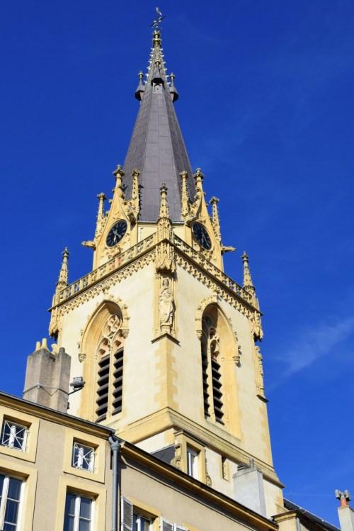 Eglise Saint-Martin des Champs, Metz © French moments