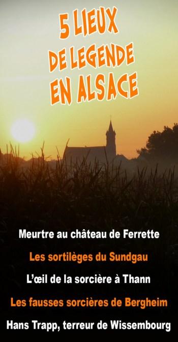 Halloween en Alsace : 5 lieux de légende © French Moments