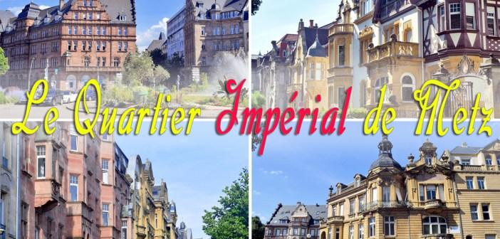 Quartier Impérial allemand de Metz © French Moments