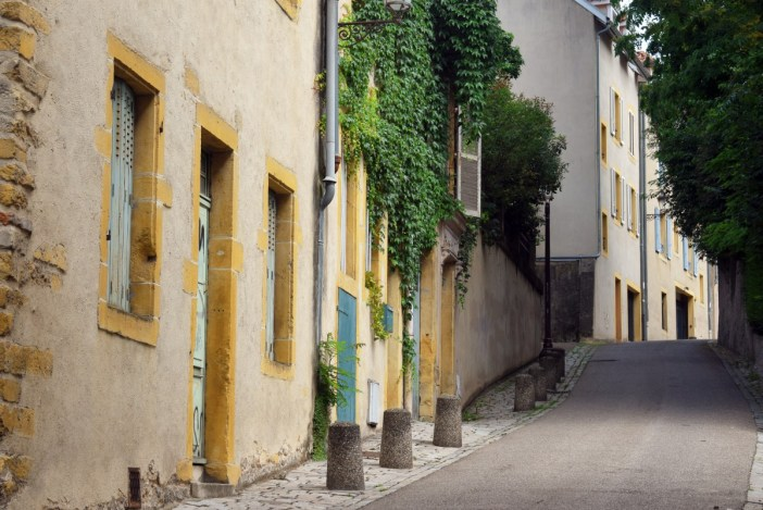 Rue d'enfer Metz © French Moments