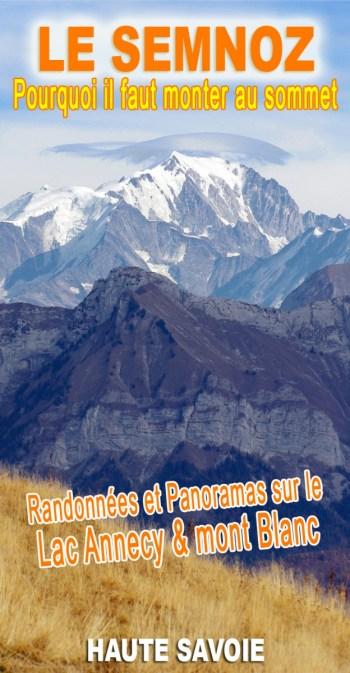 Découvrez le Semnoz dans les montagnes d'Annecy © French Moments
