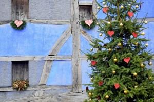 Noël à l'Ecomusée d'Alsace © French Moments