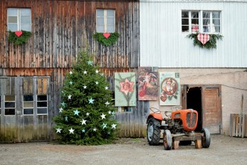 Noël à l'Ecomusée d'Alsace © French Moments